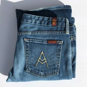 7 For All Mankind Jeans 'A' Pocket